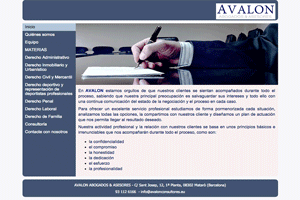 Web Avalon