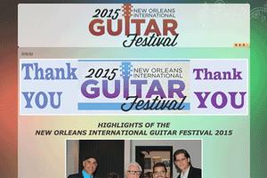Web Guitar Festival