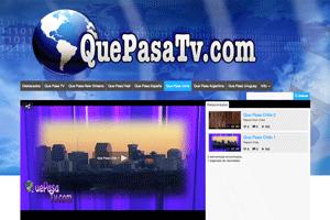 Web Que Pasa Tv